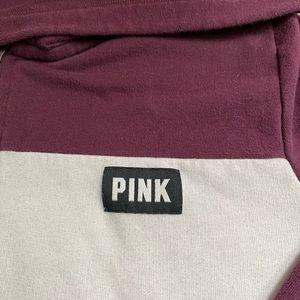 Purple VS Pink Zip-up